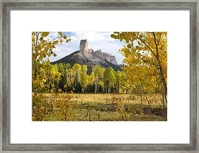 Deb's Meadow Framed Print by Eric Glaser