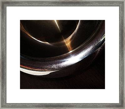 Decadence - Art By Sharon Cummings Framed Print