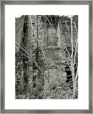 Decay Framed Print by Azthet Photography