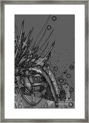Deceit Framed Print by Rois Bheinn