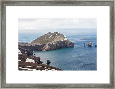 Deception Island Framed Print
