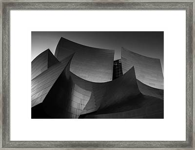 Deconstructed Framed Print