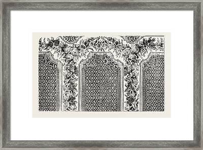 Decoration For Room Framed Print