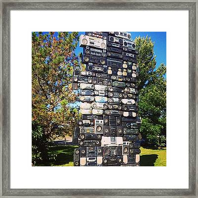 Decorative Art Framed Print