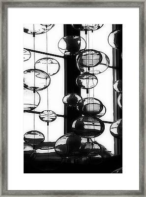 Decorative Balls Framed Print