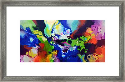 Decorum Framed Print