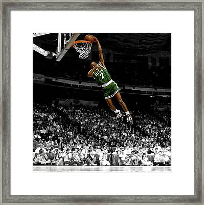 Dee Brown Framed Print