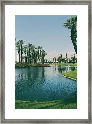 Deep Breath And Sigh Framed Print