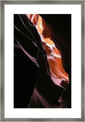Deep Illumination Framed Print