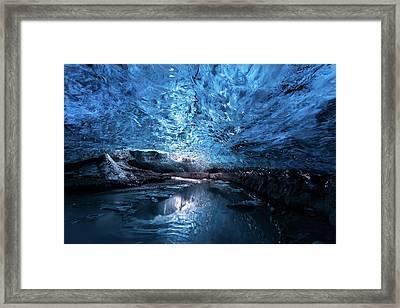 Deep Inside Framed Print
