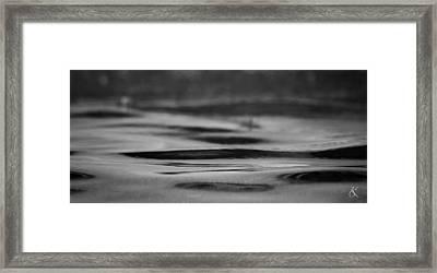 Deep  Framed Print