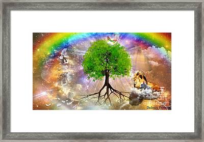Deep Roots Framed Print
