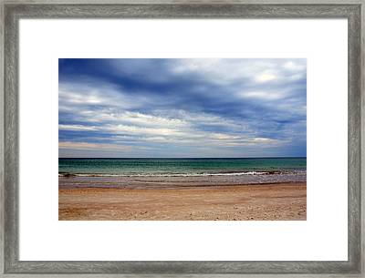 Framed Print featuring the photograph Deep Sky by Amanda Vouglas