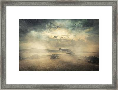 Deep Sleep Framed Print by Taylan Apukovska