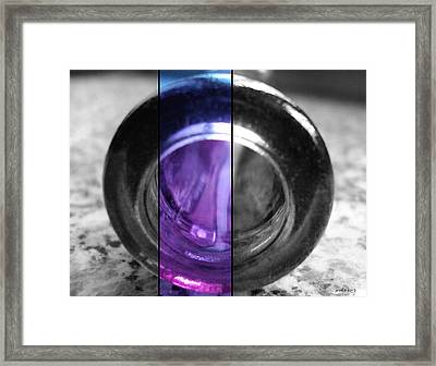 Framed Print featuring the photograph Deep Thoughts Part Three by Sir Josef - Social Critic - ART