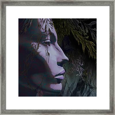 Deep Under Framed Print