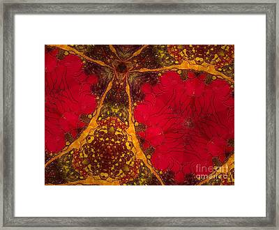 Deeply Passionate Framed Print