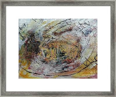 Degriffe Framed Print by Lucy Matta