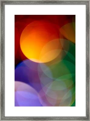 Deja Vu 1 Framed Print