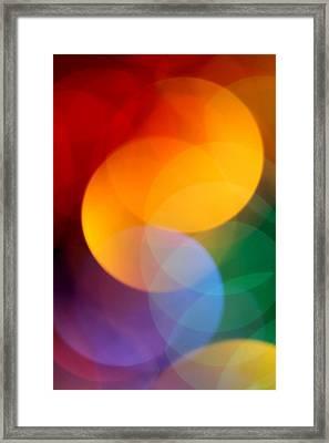 Deja Vu 2 Framed Print