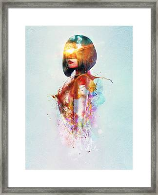 Deja Vu Framed Print by Mario Sanchez Nevado
