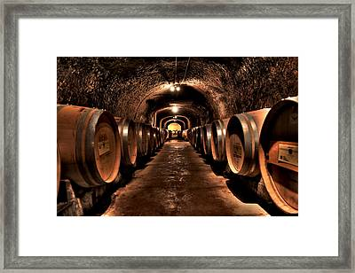 Del Dotto Framed Print