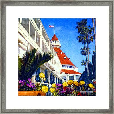 Del Dreams Framed Print by Glenn McNary