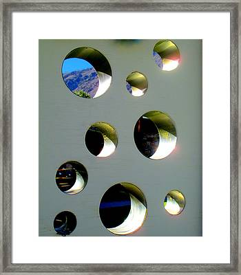 Del Marcos Framed Print by Randall Weidner