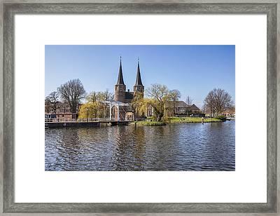 Delft Framed Print by Joana Kruse