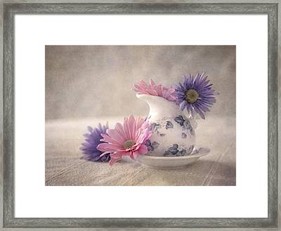 Delicate Delight Framed Print by Dale Kincaid