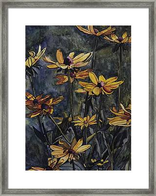 Delicious Framed Print by Caroline Doucette