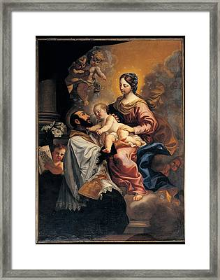 Dellepiane Giovanni Maria Know Framed Print by Everett