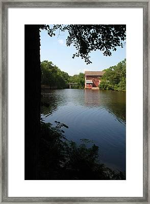 Dells Millpond No. 1 Framed Print