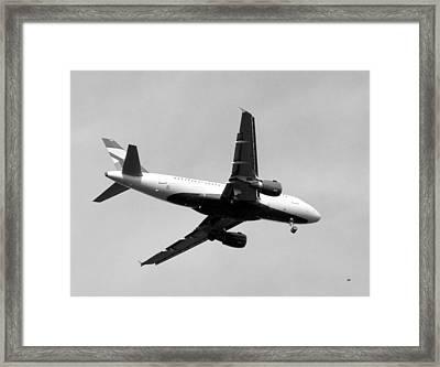 Delta Flight Framed Print