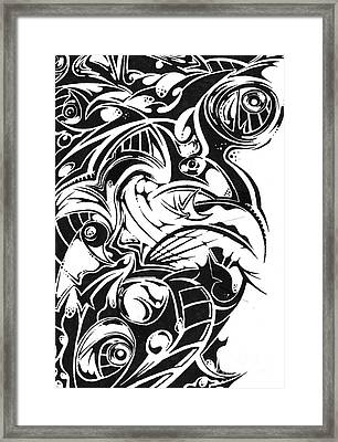 Delusion Framed Print