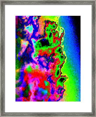 Deluxe Color Framed Print