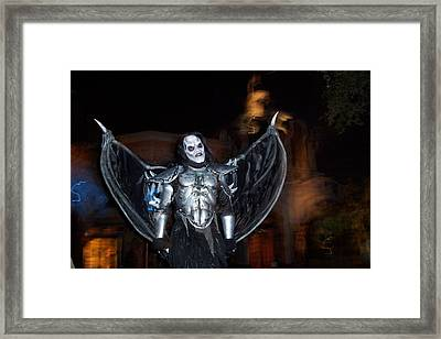 Demon1 Framed Print