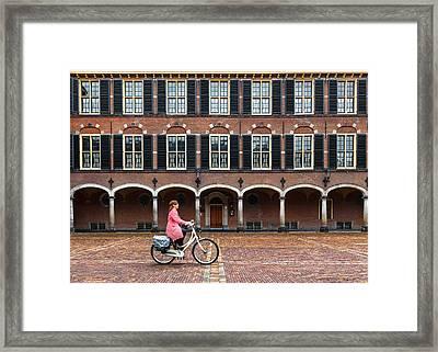 Den Haag - The Hague Framed Print