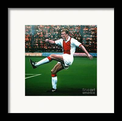 Arsenal Framed Prints