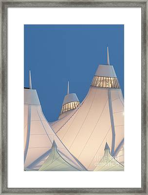 Denver International Airport Framed Print by Juli Scalzi
