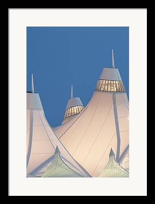 Tensile Structures Framed Prints