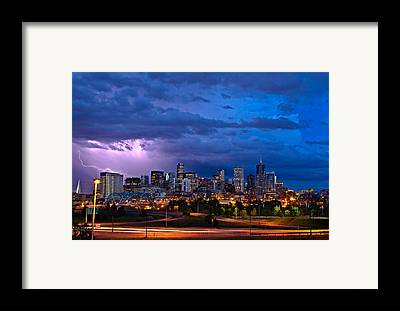 Denver Framed Prints
