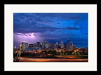 Denver Framed Prints