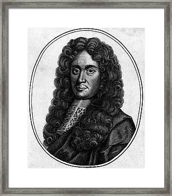 Denzil Holles  1st Baron Of Holles Of Framed Print by Mary Evans Picture Library
