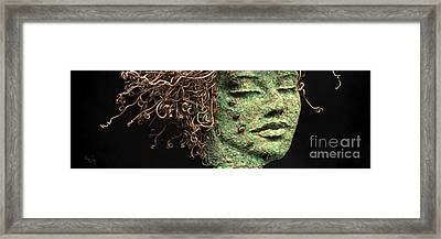 Depart In Peace Framed Print by Adam Long