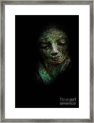Depression Framed Print by Lee Dos Santos