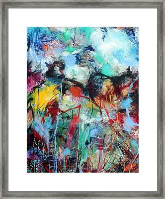 Deprivation Framed Print