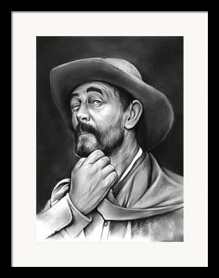 Deputy Framed Prints