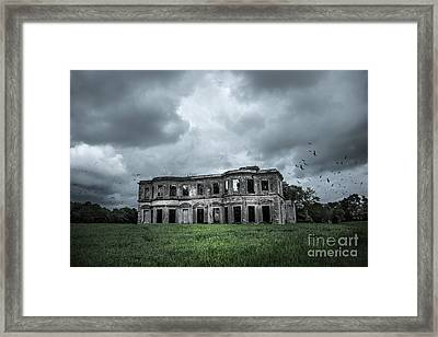 Derelict Mansion  Framed Print by Svetlana Sewell