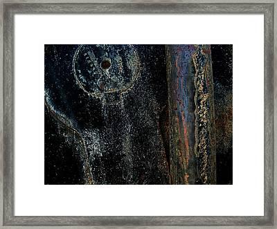 Derrick Framed Print